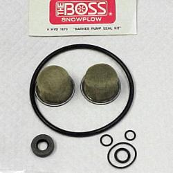 Boss Snow Plow Part HYD01712 Magnetic Drain Plug 3//8 NPT