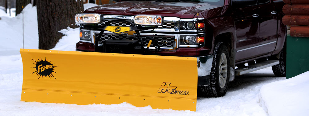 Fisher Plows At The Equipall Store