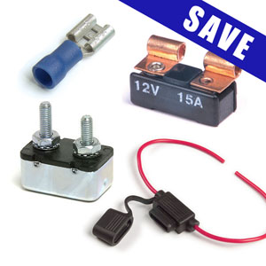 Electrical Parts at the EquipAll Store